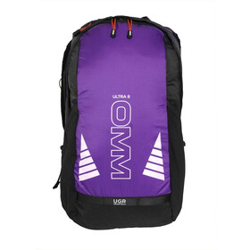 OMM Ultra 8 Backpack purple